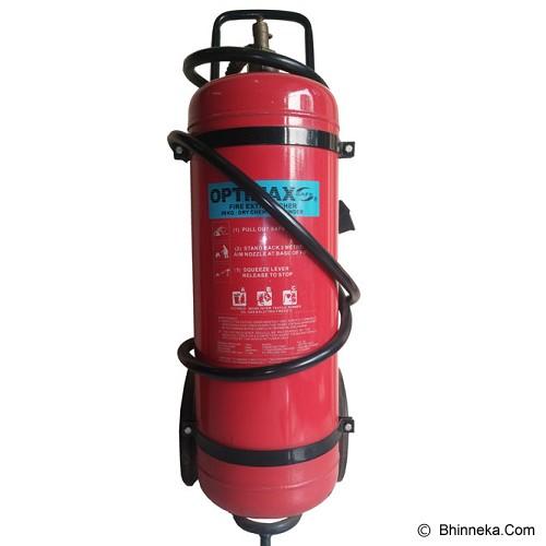 OPTIMAX Fire Extinguisher ABC Dry Chemical Powder (Store Pressure) [DC-30 Trolley] - Pemadam Kebakaran